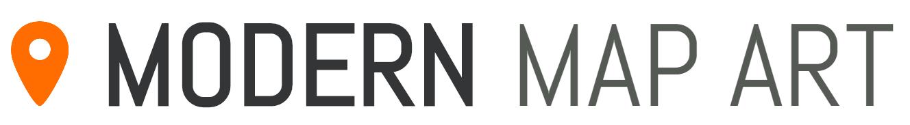 ModernMapArt Promo Codes
