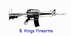 B. King's FirearmsPromo-Codes