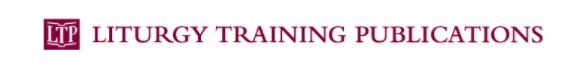 Liturgy Training Publications Coupons