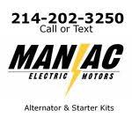 Maniac Electric MotorsPromo-Codes