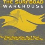 The Surfboard WarehouseCódigos promocionais